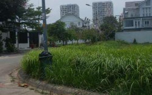 Bán đất nền biệt thự Conic huyện Bình Chánh, DT 221m2, giá 28,5tr/m2 TL, hướng ĐB, SHR