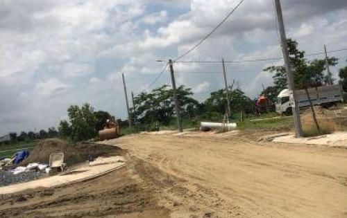 Kẹt tiền bán gấp 80 m2 đất Thổ cư tại huyện Cần Giuộc, tỉnh Long An