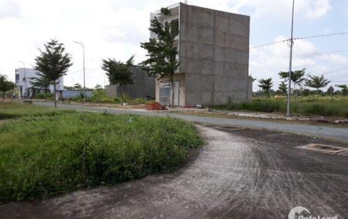 Đất chính chủ bán,MT Trần Văn Giàu gần chợ Bà Lát,Bình Chánh 100%,750tr