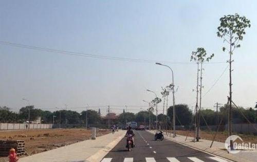 Đất MT 5x20, đường LT 3, đối diện KCN Cầu Tràm, SHR, XDTD
