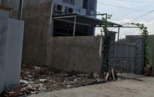 Đất mặt tiền đường nội bộ huyện Bình Chánh, gần QL50
