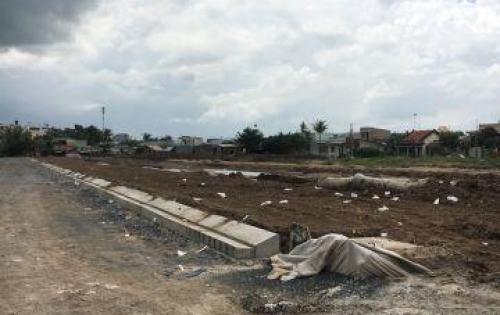 Bán đất tại thị trấn Cần Giuộc Long An, DT 5x20m, 550tr.