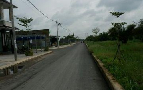 Đất bán Bình Chánh - Vĩnh Lộc, giá 8tr/m2, cực rẻ để đầu tư, diện tích:4x15m, SHR