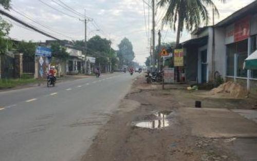 Bán đất thổ cư gần Chợ Bà Lát, MT đường Vĩnh Lộc, 90m2 chỉ 600 triệu, SHR