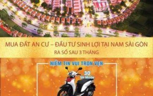 Đất Nền Phía Nam Sài Gòn,Lợi Nhuận Cực Lớn Cho Giai Đoạn 1