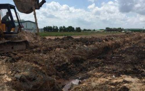 Bán đất mặt tiền đường Bình Mỹ - Củ Chi