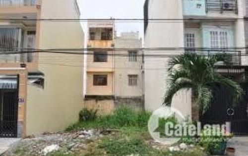 Cần bán gấp lô đất nằm đường Nguyễn Thị Triệu, thị trấn Củ Chi