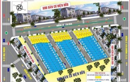 Khu dân cư mới tại mặt tiền đường Võ Văn Bích, Củ Chi khách đầu tư không nên bỏ qua, SHR, giá chỉ từ 15tr/m2