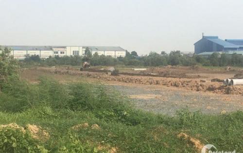 Chính chủ cần bán gấp lô đất 100m2 MT Tỉnh lộ 8, đối diện UBND, giá 750tr.