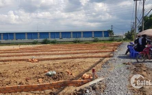 Cần bán đất mặt tiền chính chủ Võ Văn Bích, Củ Chi, giá rẻ, sổ hồng riêng 2018