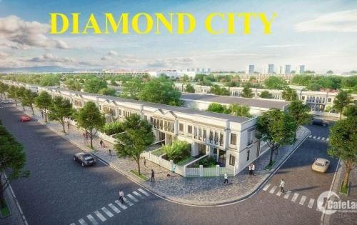BÁN ĐẤT NỀN DỰ ÁN DIAMOND CỦ CHI - SỔ HỒNG RIÊNG
