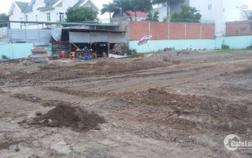 Cần bán đất mặt tiền đường Võ Văn Bích, xã Bình Mỹ, huyện Củ Chi, DT 84m2, đã có sổ