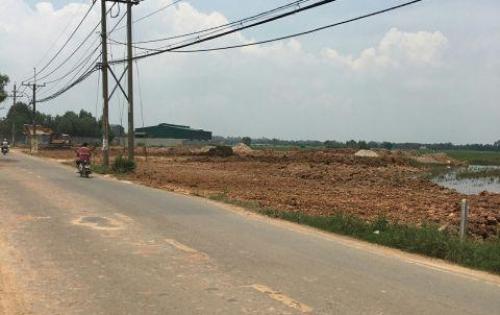 Bán đất sổ hồng riêng tại trung tâm huyện Củ Chi siêu rẻ có vị trí đẹp