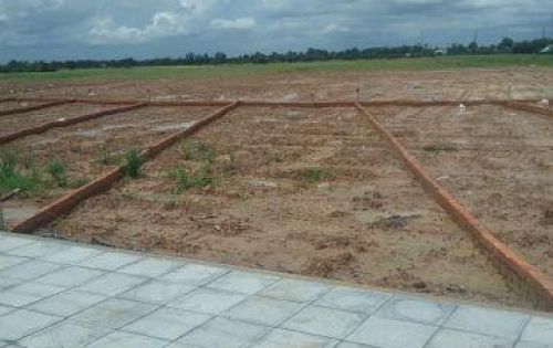Cần tiền sang lại lô đất mặt tiền đường Võ Văn Bích, Củ Chi