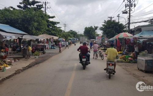 Bán đất đối diện chợ, 950tr/nền, SHR, Tân Hiệp - Hóc Môn