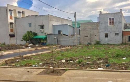 Chính chủ bán miếng đất đường Nguyễn Thị Thử,Hóc Môn, 125m2,680tr, shr