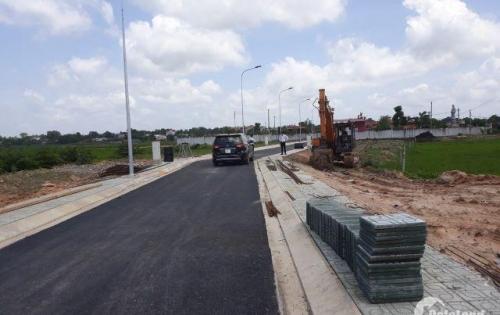Đất nền KDC Golden City mặt tiền quốc lộ 22, giai đoạn 1, ngân hàng Agribank hỗ trợ 60%,pháp lý rõ ràng