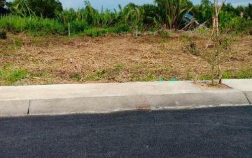 Do anh Thanh kẹt tiền bán lô đất đễ trả nợ. Ngay hẻm 855 Nguyễn Bình. Giá 23,5tr /m2