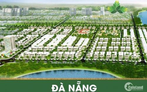 Vẫn còn nhiều vị trí đẹp tại khu đô thị sinh thái đẳng cấp Homeland Central Park Đà Nẵng