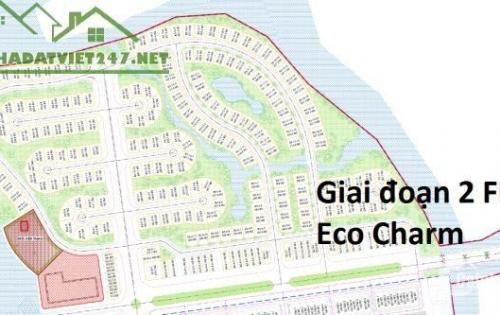 Dự án gami eco charm đà nẵng, tựa non, giáp sông, hướng hải
