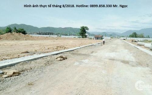 Dự án tựa sơn hướng thủy, mặt tiền hồ sinh thái 61ha, ra bãi tắm biển 500, ck 7%.