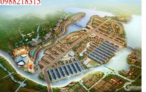 Tặng ngay 100 triệu đồng và chiết khấu lên đến 12% khi mua đất nền tại dự án nghỉ dưỡng cao cấp Gami Eco charm