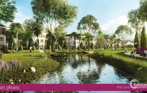Đất nền biệt thự giá rẻ cơ hội cho các nhà đầu tư 300m2 nằm trên đường 25m