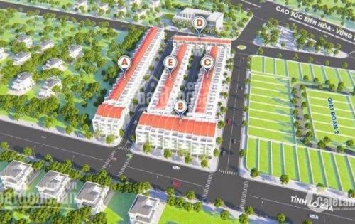 Bán đất nền dự án Ba Ria Gold City giá rẻ diện tích đa dạng (100% thổ cư)