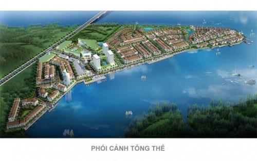 Đất nền Khu Đô Thị Marine City  Đất nền 3 mặt giáp sông  Bà Rịa Vũng Tàu
