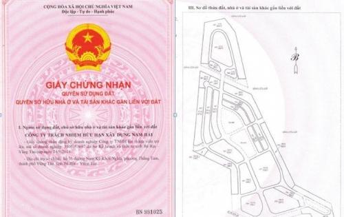 Bán 28 lô đất nền cuối cùng Khu đô thị phố biển Marine City Vũng Tàu.