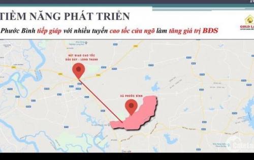 Bán đất sinh lời kề sân bay Quốc Tế Long Thành,giá siêu rẻ.