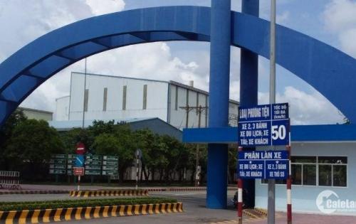 Đất thổ cư đối diện KCN Phước Bình, gần KCN Mỹ Xuân giá 285tr/nền.