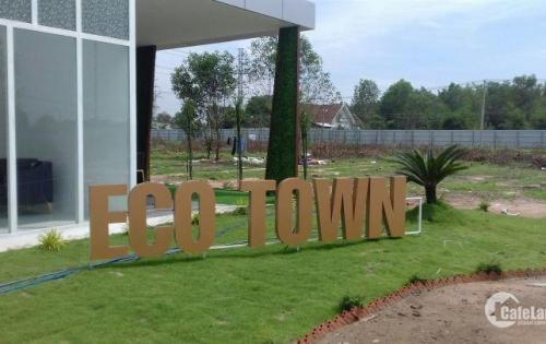Siêu dự án ECOTOWN Long Thành thổ cư 100% SHR điện âm nước máy