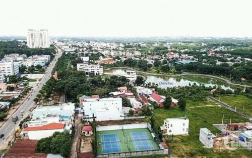 Dự án trung tâm TT Long Thành, chính thức giữ chỗ, giá từ 700tr/nền