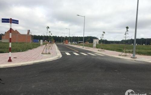 Bán đất vị trí vàng ngay sân bay Long Thành,thổ cư 100%,290tr/nền,shr,ck cao