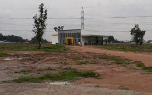 Đất nền thổ cư 100% SHR điện âm nước máy TTHC LLong Thành