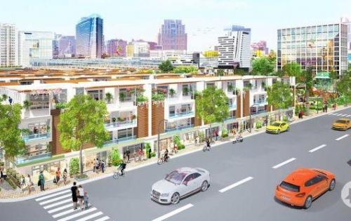 đường Lê Duẩn mặt tiền đường Nguyễn Hải, thị trấn Long Thành, tỉnh Đồng Nai.