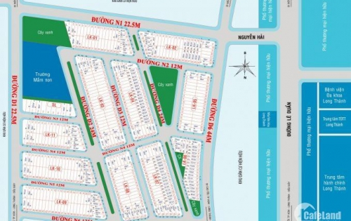 CTY Asialand chính thức mở bán dự án Eco Town Long Thành