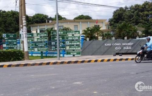 đất nền gần KCN Phước Bình, giá 290tr/nền. xdtd, thổ cư 100%.