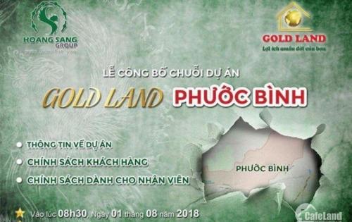 Gold Land Phước Bình 1 cạnh KCN Phước Bình