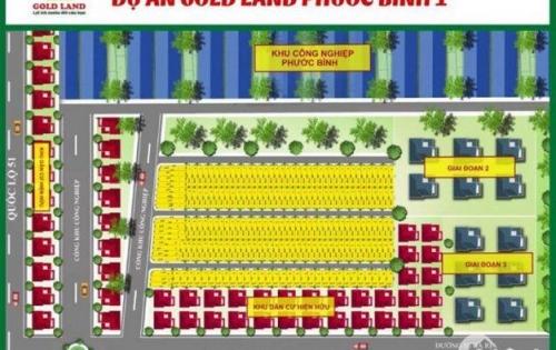 Đầu tư đất nền giá rẻ Phước Bình