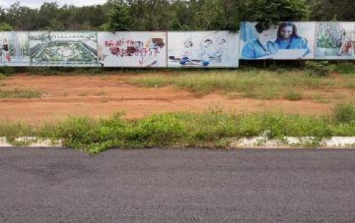 Đất 2 mặt tiền đường Phước Bình thổ cư 100% chỉ 290 triệu/nền 100m2