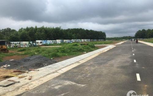 Bán đất vị trí vàng ngay sân bay Long Thành,thổ cư 100%,290tr/nền,shr,ck cao,