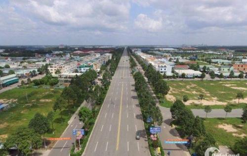 Eco Town Long Thành, 4 mặt tiền bao bọc KDC hiện hữu, giá 13tr/m2, LH: 0937 234 832
