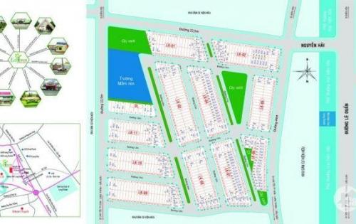 Cơ hội sở hữu 1 nền đất đẹp,vị trí đắc địa ngay trung tâm thị trấn Long Thành.
