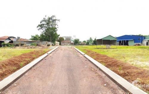 Đất nền dự án khu dân cư hiện hữu ngay trung tâm long thành,cách sân bay long thành 3km