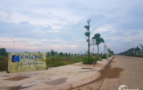 Đất nền phân lo dự án KaLong RiverSide Móng Cái