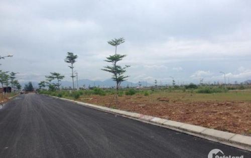 Bán lô đất biệt thự ngay trục Minh Mạng nối dài ra bãi tắm Sơn Thủy .