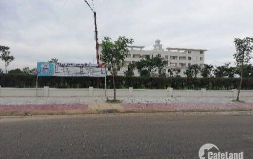 bán lô đất khu đô thị số 3 cách đường trần đại nghĩa 100m , bên hông trường đại học phan châu trinh giá chỉ 8,9tr/m