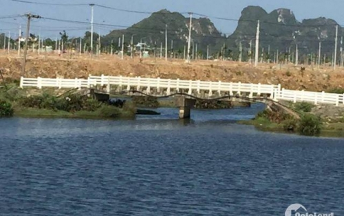 Đất biệt thự trung tâm thành phố Đà Nẵng gần ngay trục Võ Chí Công